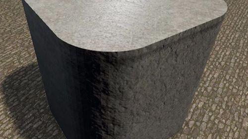 Pack of 10 Metal Texture