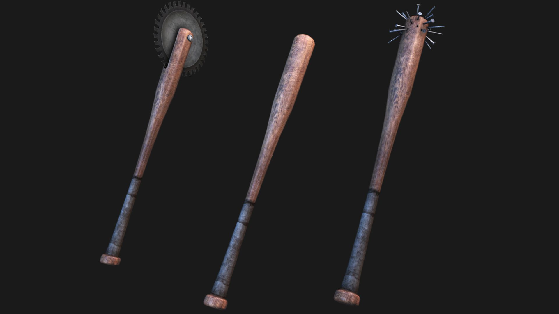 Baseball Bat Weapons